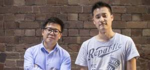 NSW Pearcey winners 2017: Tim Fung and Jonathan Lui of AirTasker